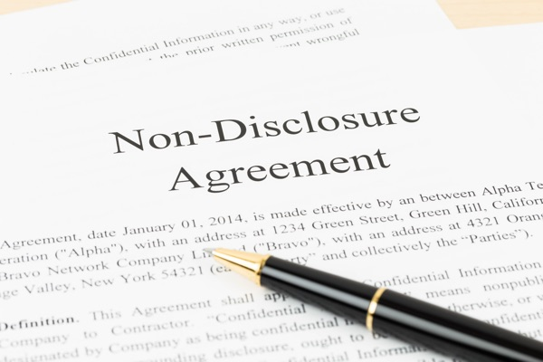 Why I Don't Sign Non-disclosure Agreements